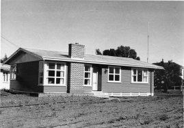 Blenheim Home May 1960