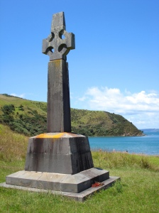 Marsden Cross at Rangihoua